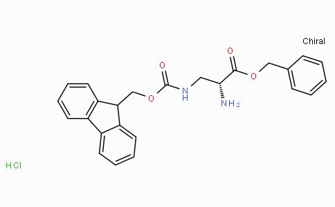 H-D-Dap(Fmoc)-OBzl.HCl