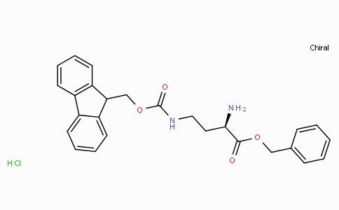 H-D-Dab(Fmoc)-OBzl.HCl