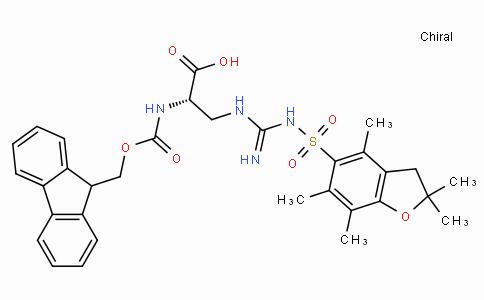 Fmoc-(3,(Pbf)Guanidino)-Ala-OH