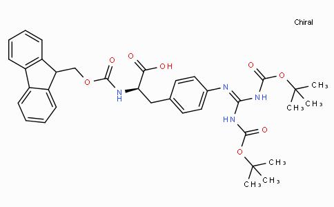 Fmoc-D-(4,Bis( Boc)-guanido)Phe-OH