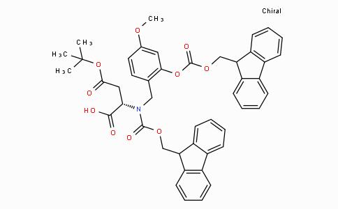 Fmoc-(Fmoc-Hmb)-Asp(OtBu)-OH