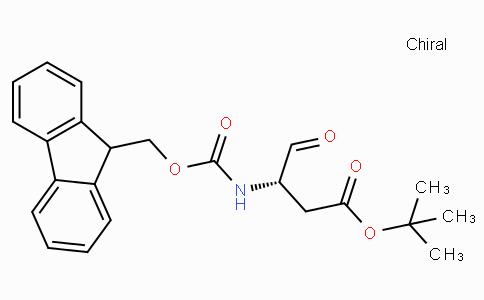 Fmoc-Asp(OtBu)-H