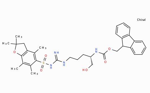 Fmoc-Arg(pbf)-OL