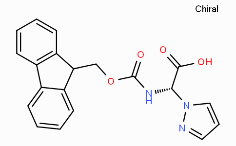 Fmoc-3-(1-Pyrazolyl)-L-Ala-OH