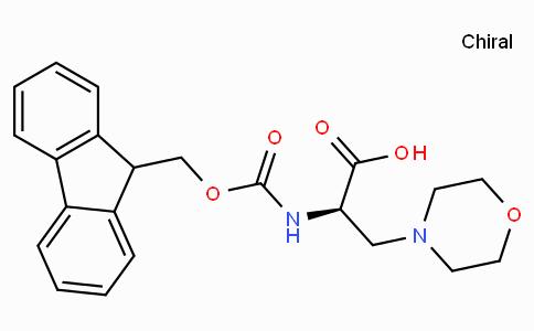Fmoc-3-(1-Morpholinyl)-D-Ala-OH