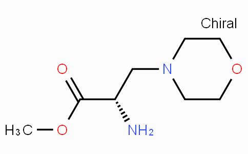 3-(1-Morpholinyl)-L-Ala-OMe