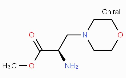 3-(1-Morpholinyl)-D-Ala-OMe