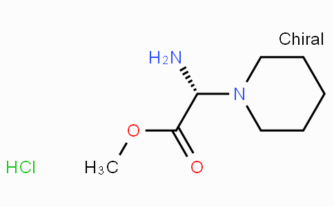 3-(1-Piperidinyl)-D-Ala-OMe.HCl