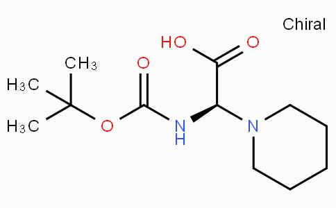 Boc-3-(1-piperidinyl)-D-Ala-OH