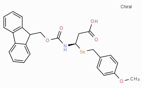 Fmoc-β-HomoSec(Mob)-OH
