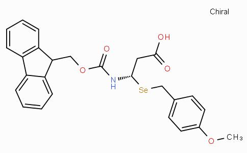 Fmoc-D-β-HomoSec(Mob)-OH
