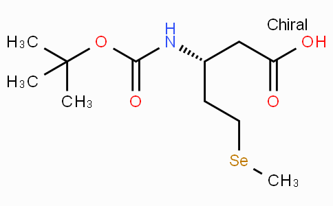 Boc-D-β-Homoselenomethionine