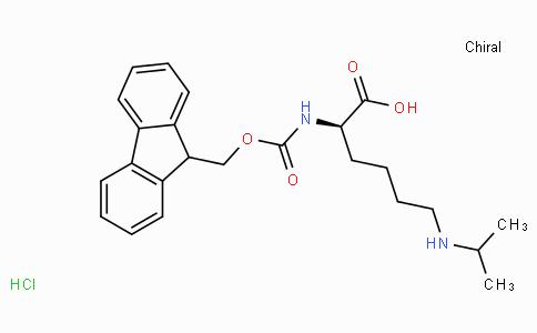 Fmoc-D-Lys(Me)2-OH.HCl