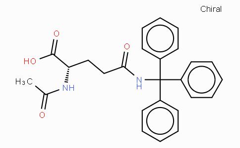Ac-Gln(Trt)-OH