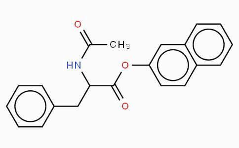 Ac-DL-Phe-β-naphthyl ester