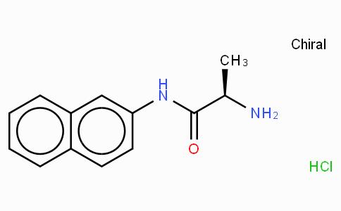 H-D-Ala-βNA · HCl