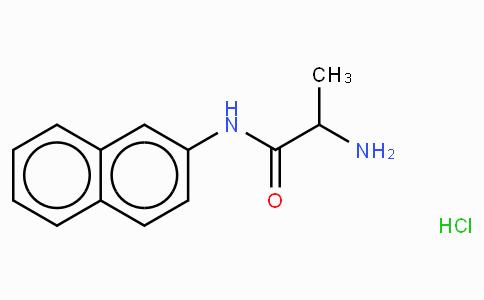 H-DL-Ala-βNA · HCl