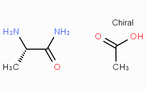 H-Ala-NH₂ acetate salt