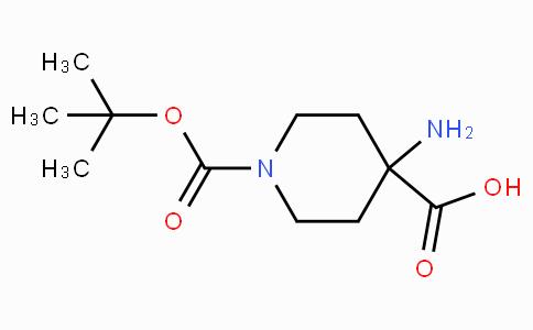 4-Amino-1-Boc-piperidine-4-carboxylic acid