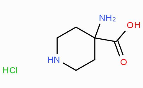 4-Amino-piperidine-4-carboxylic acid hydrochloride salt