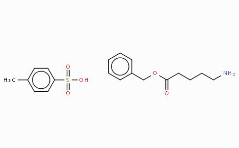 δ-Aminovaleric acid-benzyl ester · p-tosylate