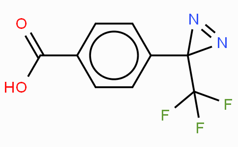 4-(1-Azi-2,2,2-trifluoroethyl)benzoic acid