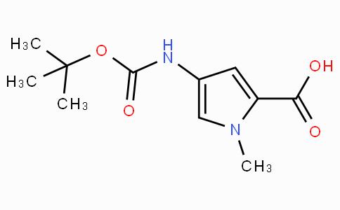 4-(Boc-amino)-1-methyl-1H-pyrrole-2-carboxylic acid