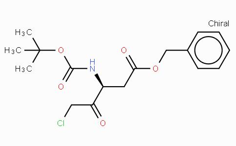 Boc-Asp(OBzl)-chloromethylketone