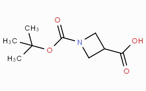 Boc-azetidine-3-carboxylic acid
