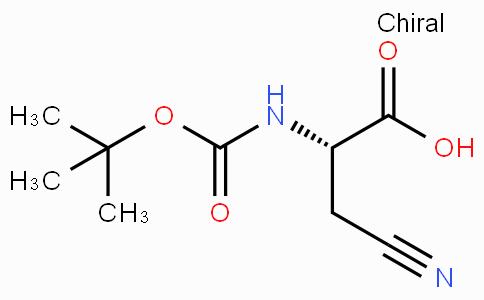 Boc-β-cyano-Ala-OH