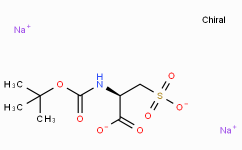 Boc-Cys(SO₃H)-OH · disodium salt