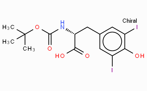 Boc-3,5-diiodo-D-Tyr-OH