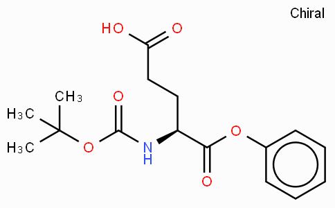 Boc-Glu-phenyl ester