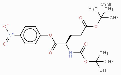 Boc-D-Glu(OtBu)-ONp