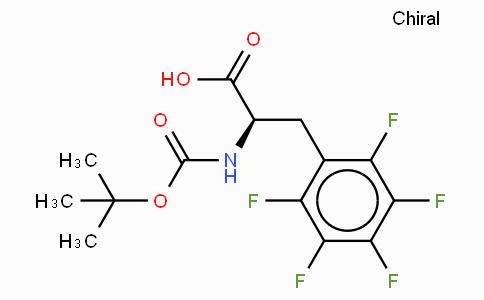 Boc-pentafluoro-D-Phe-OH