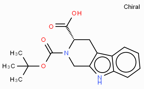 Boc-L-1,2,3,4-tetrahydronorharman-3-carboxylic acid