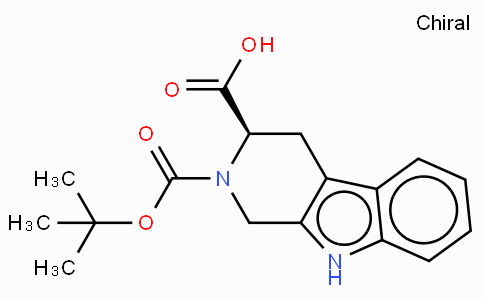 Boc-D-1,2,3,4-tetrahydronorharman-3-carboxylic acid