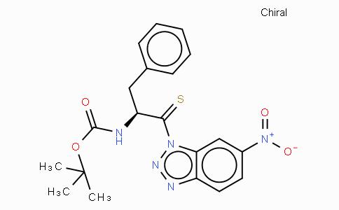 Boc-Thionophe-1-(6-nitro)benzotriazolide