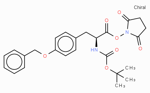 Boc-Tyr(Bzl)-OSu