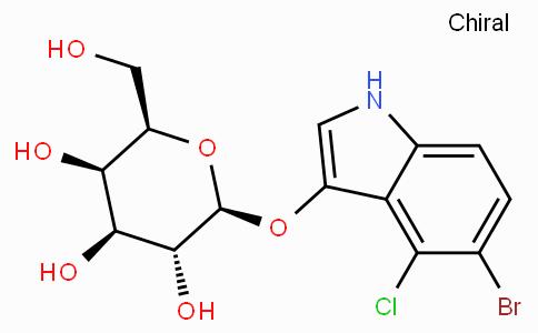 5-Bromo-4-chloro-1H-indol-3-yl β-D-galactopyranoside