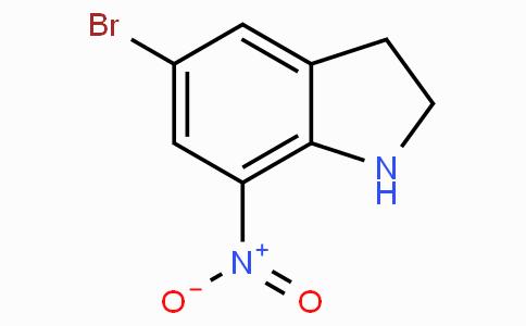 5-Bromo-7-nitroindoline
