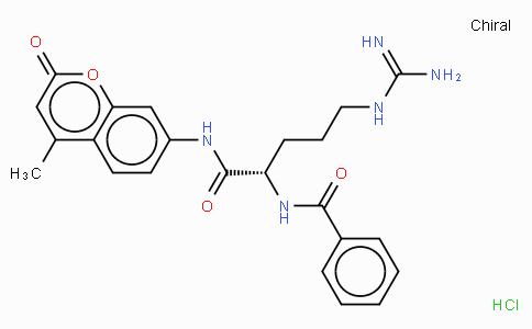 Bz-Arg-AMC · HCl