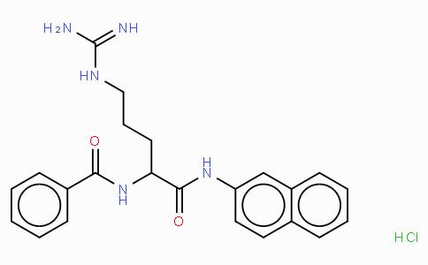Bz-DL-Arg-βNA · HCl