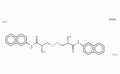 (H-Cys-βNA)₂ · 2 HCl
