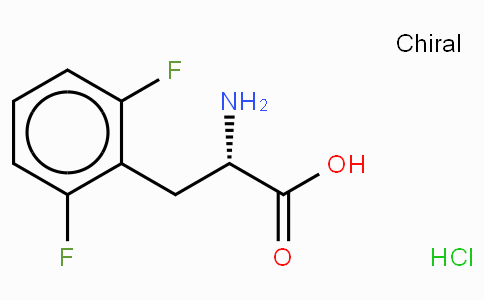 H-2,6-Difluoro-Phe-OH · HCl