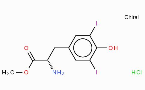 H-3,5-Diiodo-Tyr-OMe · HCl