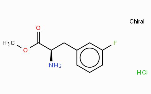 H-m-Fluoro-D-Phe-OMe · HCl