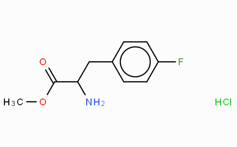 H-p-Fluoro-DL-Phe-OMe · HCl
