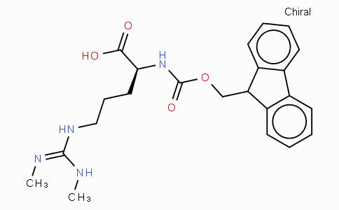 Fmoc-Arg(Me)₂-OH (symmetrical) hydrochloride salt
