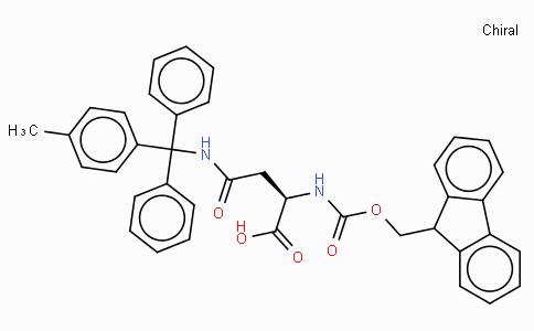 Fmoc-D-Asn(Mtt)-OH
